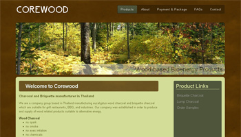 Corewood Thailand screenshot